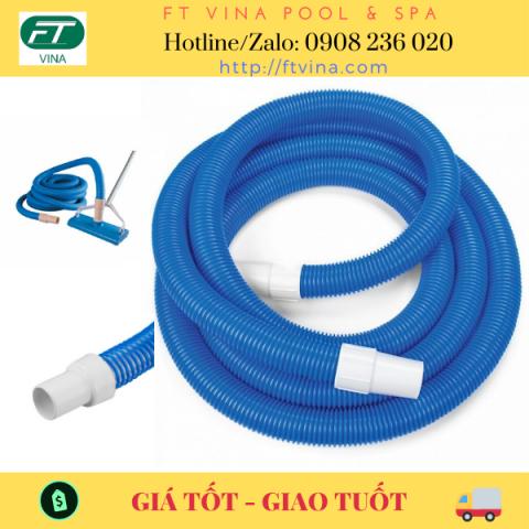 ống mềm hút vệ sinh, ống mềm vệ sinh hồ bơi, ống mềm hồ bơi, ống mềm 10m, ống mềm 15m, ống mềm 30m